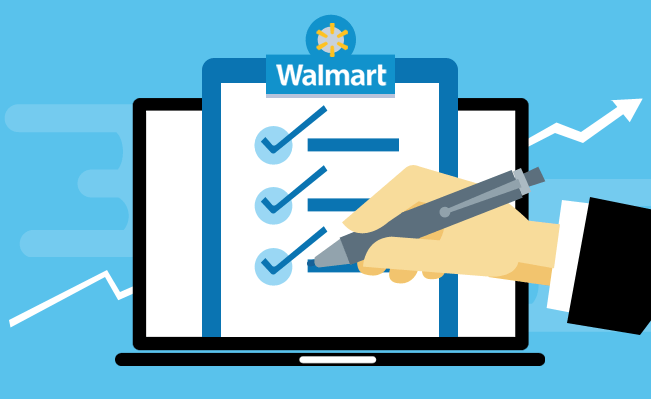 How to become a supplier for Walmart 4 steps